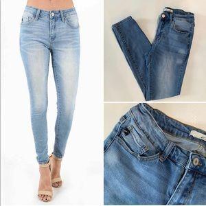 Kancan Estilo Skinny Jeans